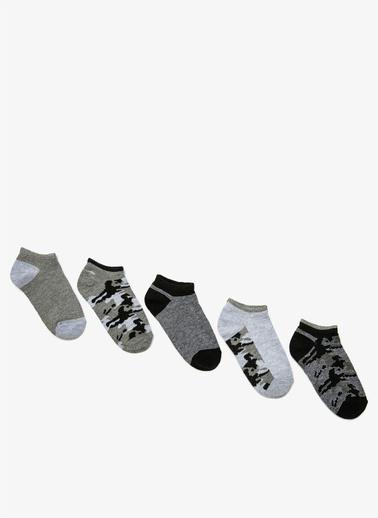 Koton Çorap Seti Siyah